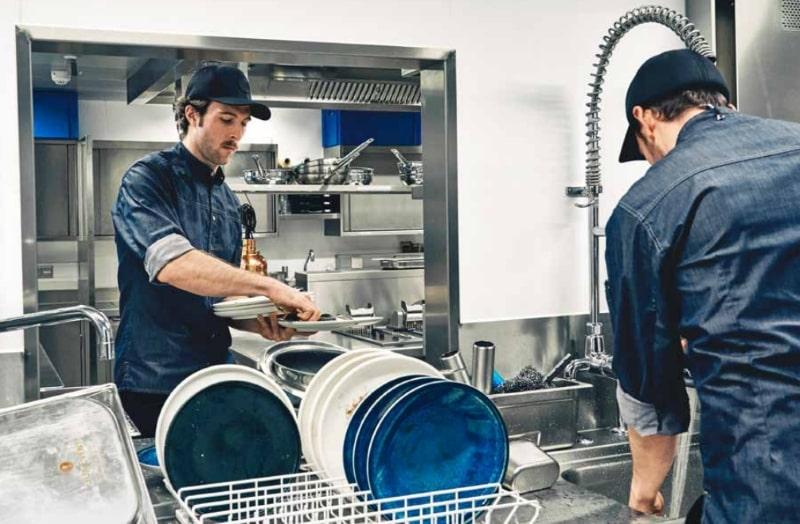 Havbni pomivalni stroj pomije še tako trdovratno umazanijo